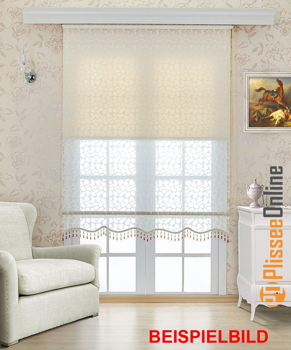 gardinen rollos mit perlen gardinen 2018. Black Bedroom Furniture Sets. Home Design Ideas