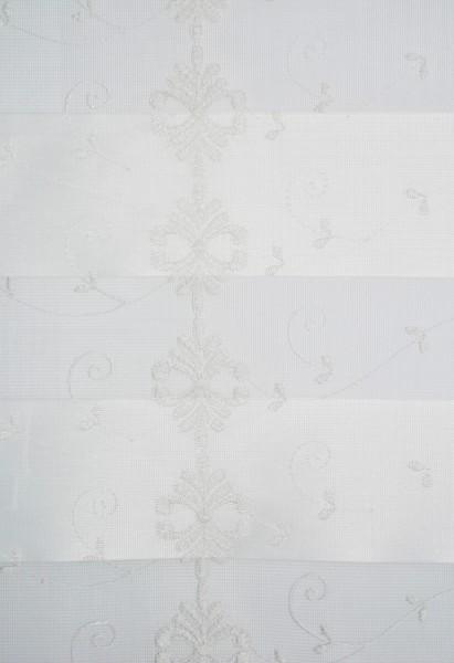 Art. BZS0043-01 Maßanfertigung Duorollo Boncuklu Zebra Perde Doppelrollo Farbe:01