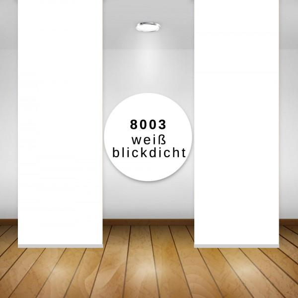 Art: 8003 Flächenvorhänge 50x260cm Schiebe Gardine Vorhang blickdicht Kürzbar