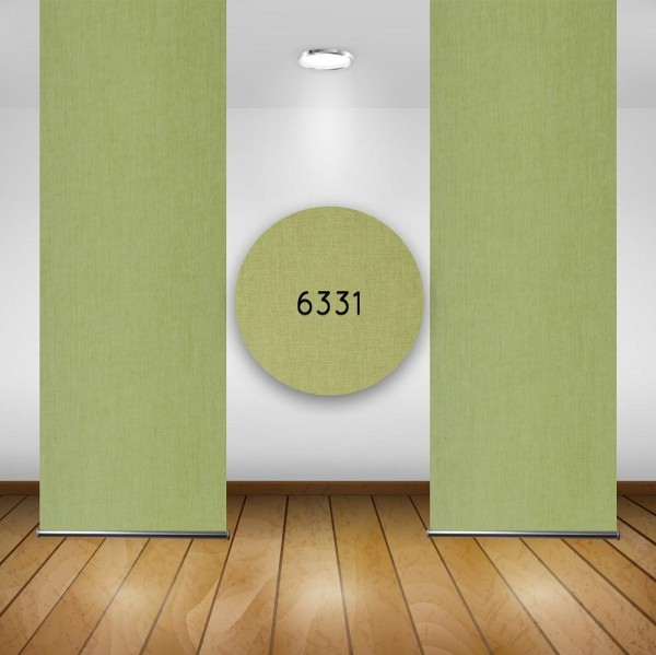 Art: 6331 Flächenvorhänge 50x260cm Schiebe Gardine Vorhang Kürzbar
