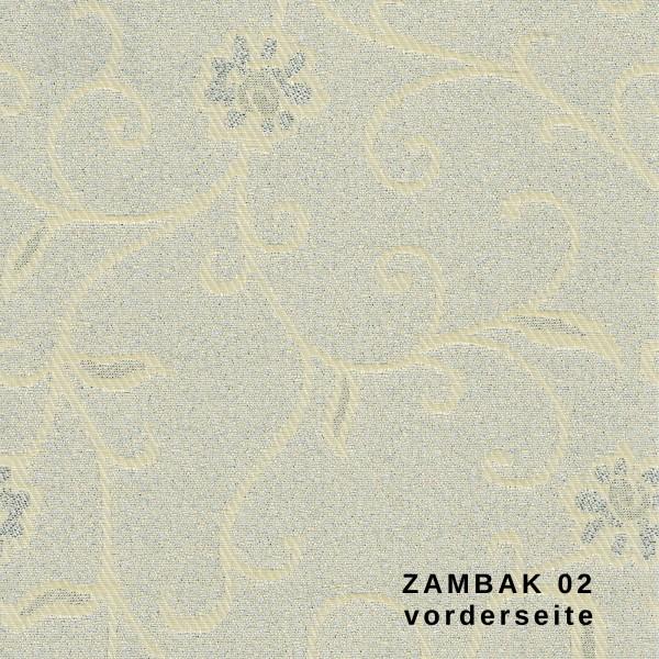 Maßanfertigung Seitenzug Rollo blickdichte Stoffe mit Struktur Farbe: Zambak02