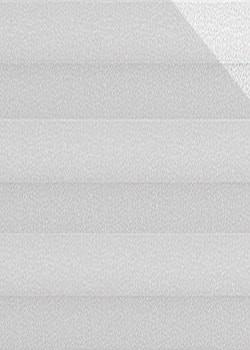 Plissee Grau B0084 Maßanfertigung