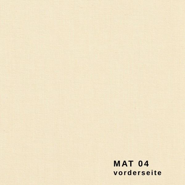 Maßanfertigung Seitenzug Rollo blickdichte Stoffe Matt Farbe: MAT 04