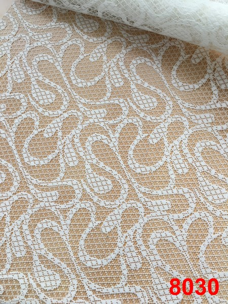 Art: 8030 Flächenvorhänge 50x250cm Schiebegardine Vorhang transparent Kürzbar