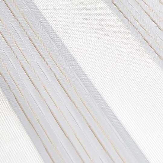 Duo Rollo Doppelrollo 93983-V01 Creme Gold mit Streifen