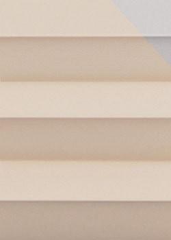 Stoff: B0091 Maßanfertigung Plissee Dachfenster DF20 Comfort für Velux Fenster