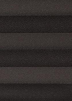 Plissee Dunkelbraun B0092 Maßanfertigung