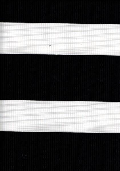 Art. 2127-0126 Maßanfertigung Doppel Rollo Zebra Oregon Schwarz
