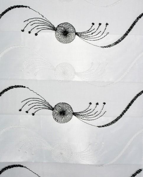 Art. BZS12006-08 Maßanfertigung Duorollo Boncuklu Zebra Perde Doppelrollo Farbe:08
