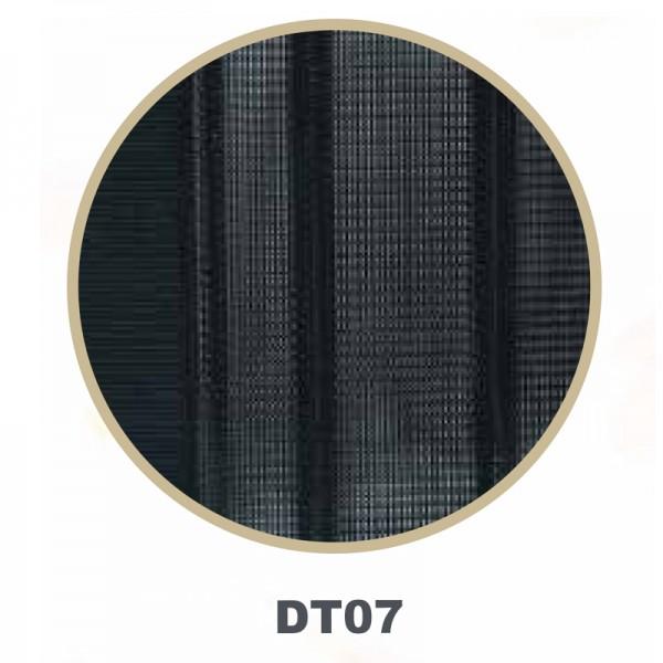 Vertikal Lamellenvorhang Tül Dikey Storperde schwarz DT-07