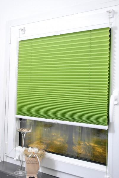 Klemmfix Plissee ohne Bohren Grün
