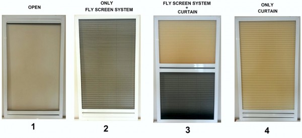 Fliegengitter Fenster Insektenschutz Mückenschutz Maßanfertigung