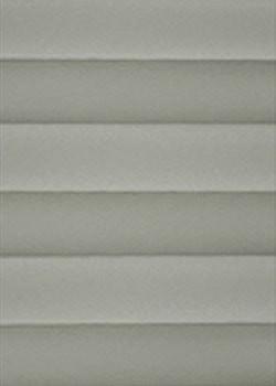 Plissee Grau B0007 Maßanfertigung