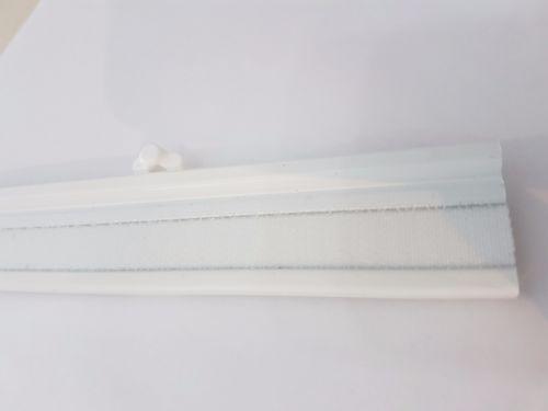 aluminium paneelwagen mit klettband und rollen f r fl chenvorhang 50 cm breite fl chenvorhang. Black Bedroom Furniture Sets. Home Design Ideas
