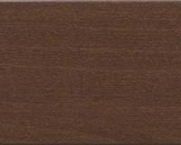 Farbe: C5015 Walnuss Holzjalousie 50mm Lamellenbreite
