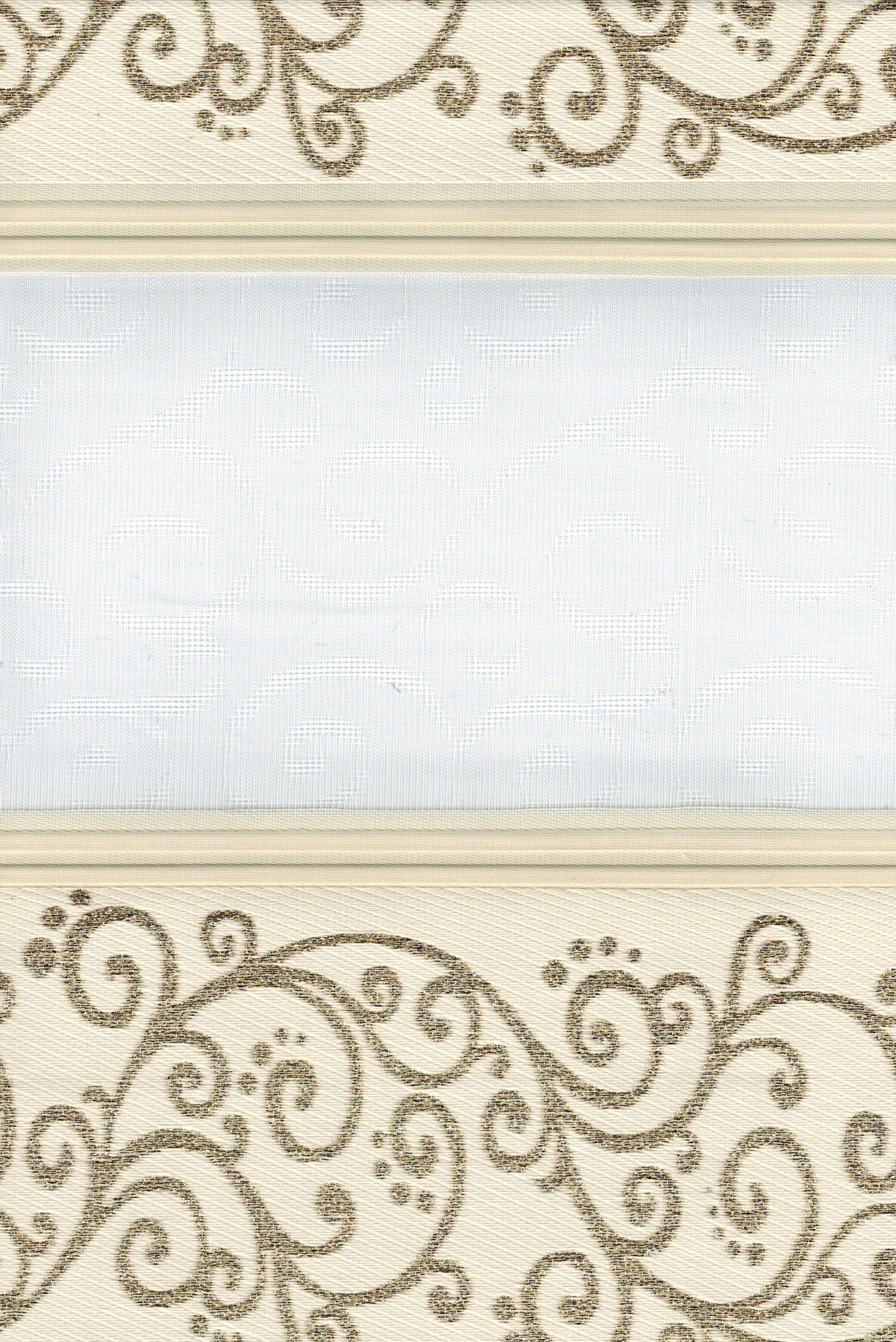 Sehr Art. 1533-02 Maßanfertigung Duorollo Ranken Muster Boncuklu Zebra NC62