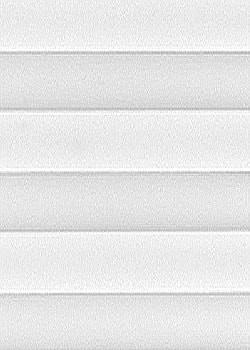 Plissee Weiß B0021 Maßanfertigung