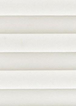 Velux DF20 Maßanfertigung Plissee B0001 Weiß