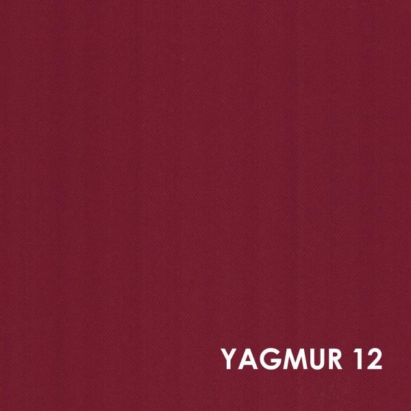Maßanfertigung Seitenzug Rollo blickdichte Stoffe Farbe: Yagmur 12