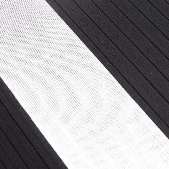 Duo Rollo Doppelrollo 10200-V10 Farbe Schwarz mit Struktur