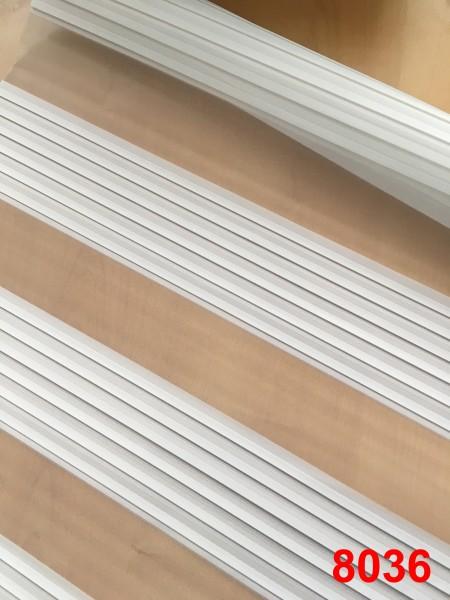 Art: 8036 Flächenvorhänge 50x250cm Schiebegardine Vorhang transparent Kürzbar