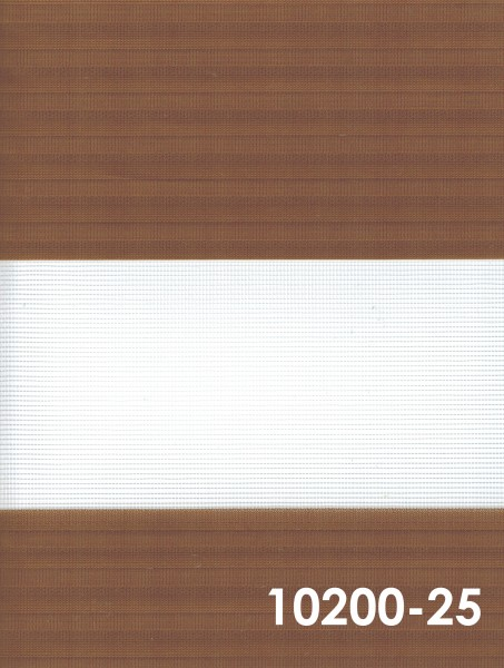 Art.: 10200 Maßanfertigung Duorollo Boncuklu Zebra Perde Doppelrollo Farbe:25