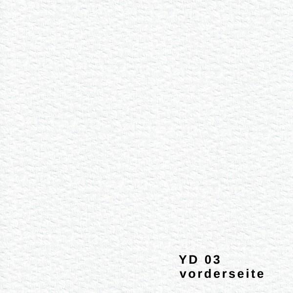 Maßanfertigung Seitenzug Rollo blickdichte Stoffe mit Struktur Farbe: YD03