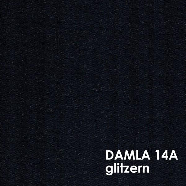 Maßanfertigung Seitenzug Rollo blickdichte Stoffe glitzern Farbe: Damla 14a