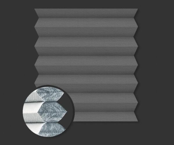 Wabenplissee Verdunkelung PALMA BO 5220
