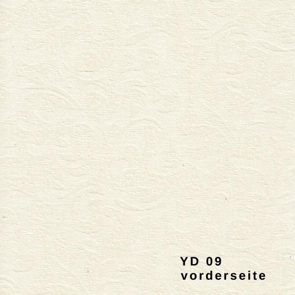 Maßanfertigung Seitenzug Rollo blickdichte Stoffe mit Struktur Farbe: YD09