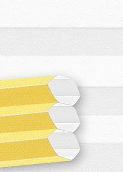 Stoff: B0041 Maßanfertigung Wabenplissee Dachfenster DF20 Comfort für Velux Fenster