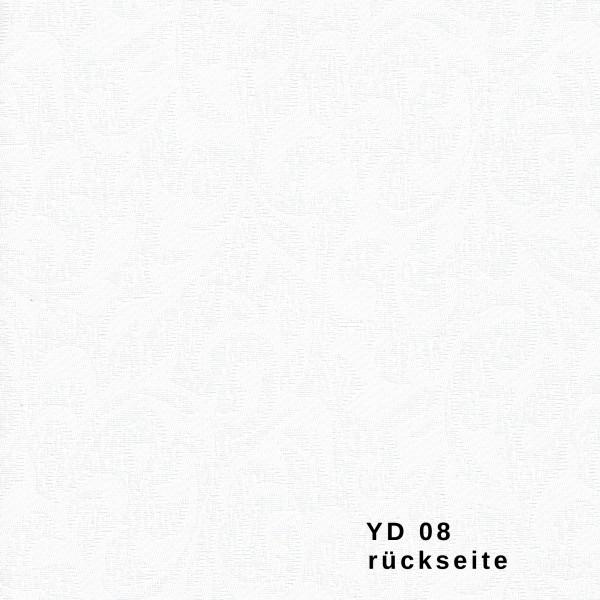 Maßanfertigung Seitenzug Rollo blickdichte Stoffe mit Struktur Farbe: YD08