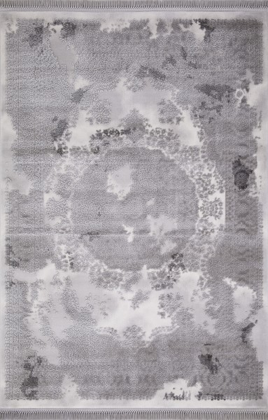 Flora Teppich Lavanta Farbe: Dark Grey 1780A