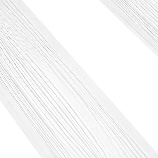 Duo Rollo Doppelrollo 96150-V06 Weiß mit Streifen