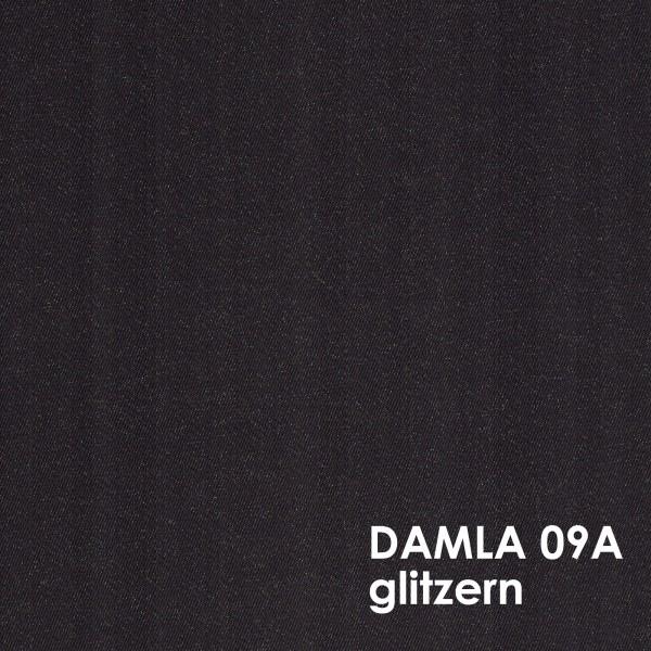 Maßanfertigung Seitenzug Rollo blickdichte Stoffe glitzern Farbe: Damla 09a