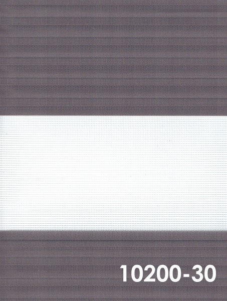 Art.: 10200 Maßanfertigung Duorollo Boncuklu Zebra Perde Doppelrollo Farbe:30