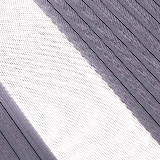 Duo Rollo Doppelrollo 10200-V101 Farbe Grau mit Struktur