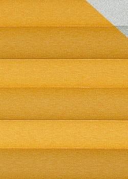 Stoff: B0112 Maßanfertigung Plissee Dachfenster DF20 Comfort für Velux Fenster