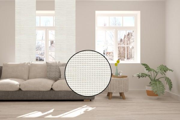 Art: 6306 Flächenvorhänge 50x260cm Schiebe Gardine Vorhang Kürzbar