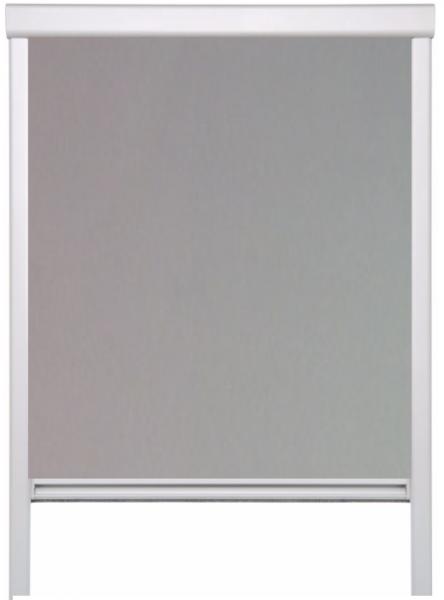 Dachfensterrollo grau für VELUX GGL, GPL, GHL U04
