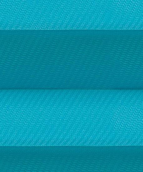 Plissee Cosiflor Coburg 035.69 Blau