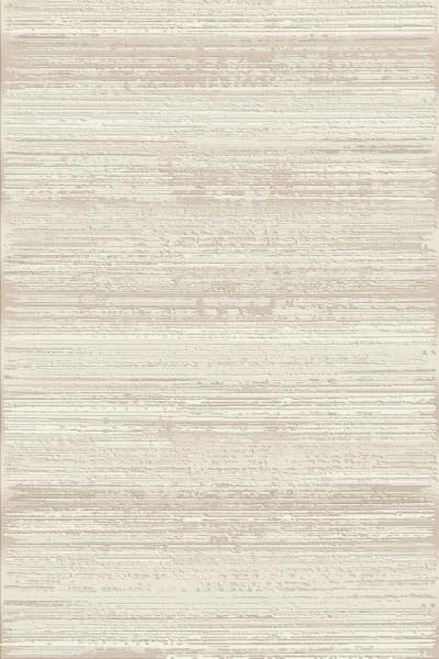 Flora Teppich Rhodos Farbe: Beige 6584