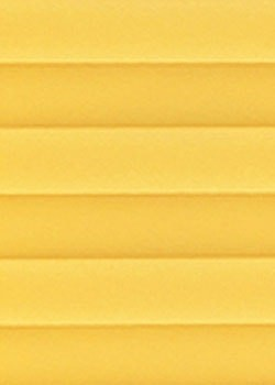 Plissee Gelb B0004