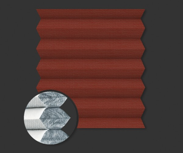 Wabenplissee Verdunkelung PALMA BO 5300