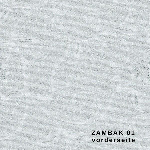 Maßanfertigung Seitenzug Rollo blickdichte Stoffe mit Struktur Farbe: Zambak01