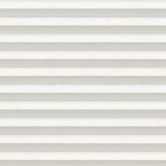 Plissee Cosiflor FLORENZ 112.21 Weiß