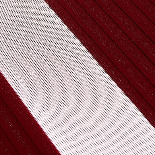Duo Rollo Doppelrollo 10200-V16 Farbe Rot mit Struktur