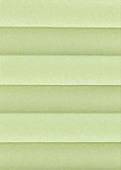 Plissee Lime Grün B0006 Maßanfertigung