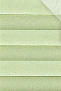 Plissee Lime Grün B0014 Maßanfertigung