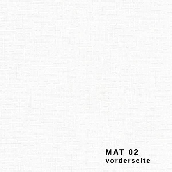 Maßanfertigung Seitenzug Rollo blickdichte Stoffe Matt Farbe: MAT 02